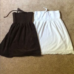 Bundle of 2 Juicy Couture Coverups